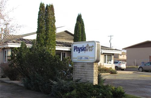 Physiofirst Brandon Office